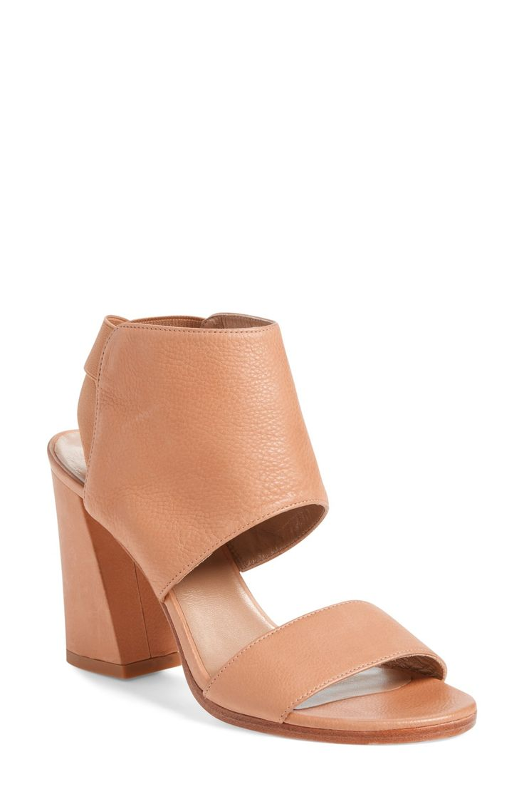 Stuart Weitzman 'InPower' Ankle Cuff Sandal (Women)