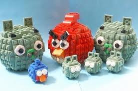 Lego angry birds wooow