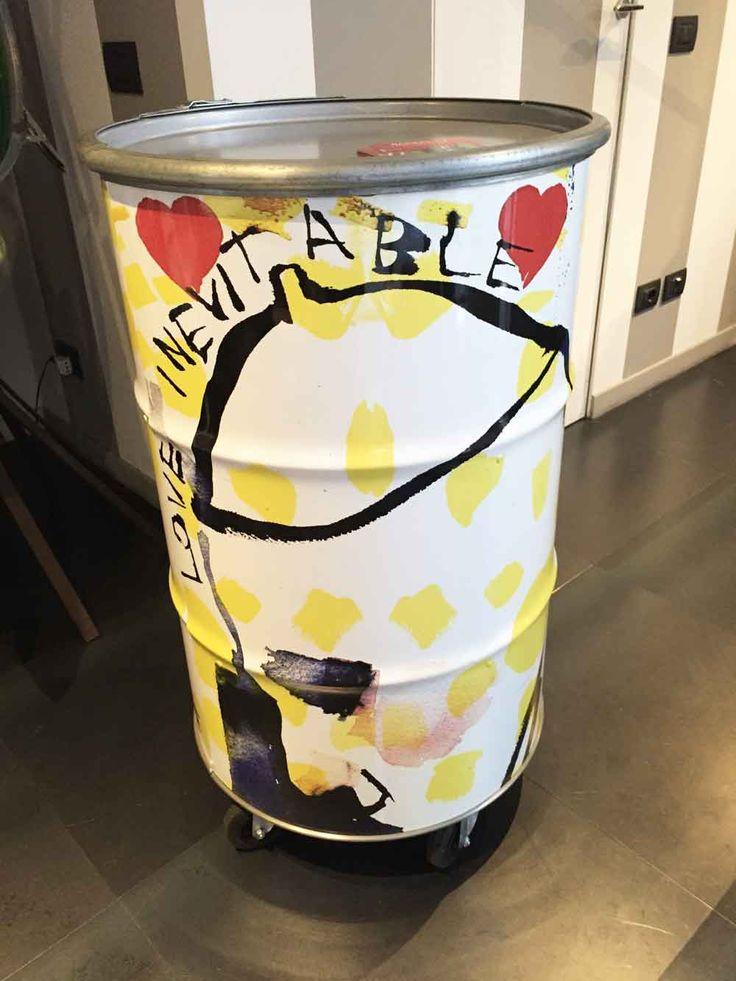 Beautiful Barrel il bidone di design
