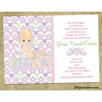 precious moments baby shower | Home » Precious Moments ...