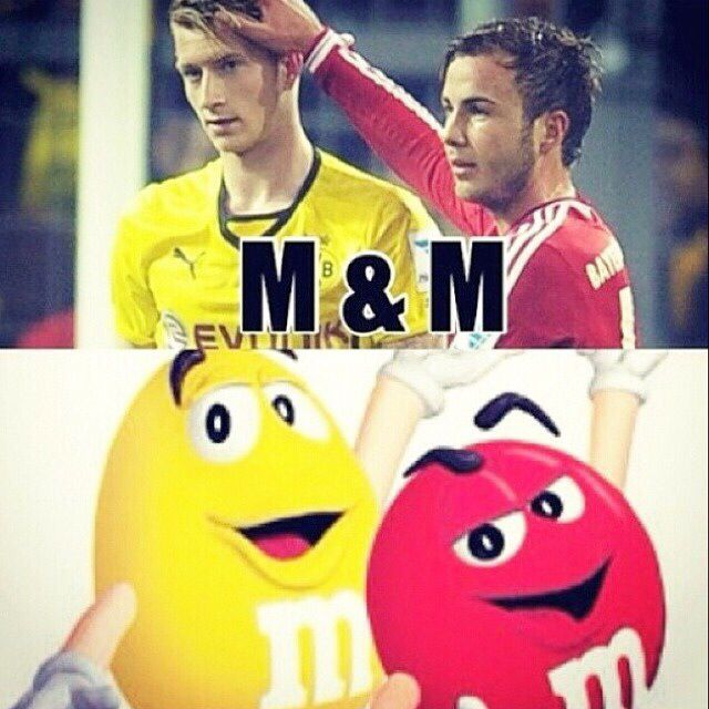 Marco & Mario  How accurate!!  LOL