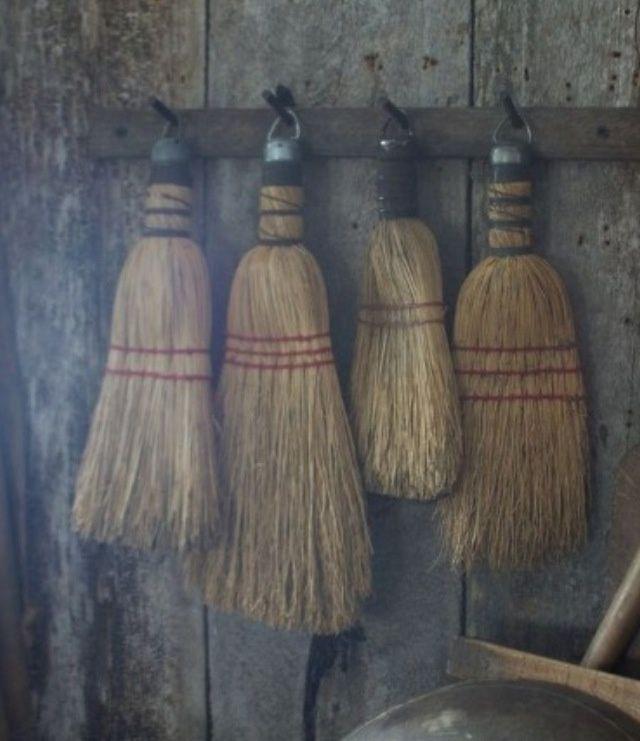 Primitive brooms | Brooms