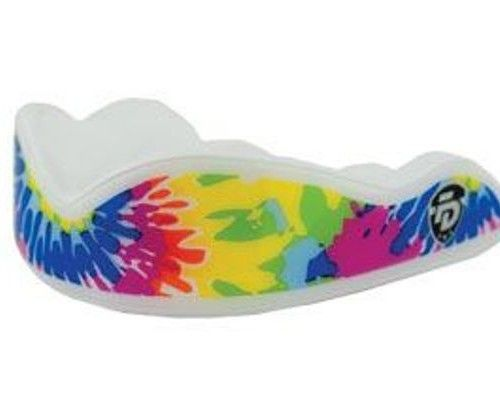 Wanna Peace of Me? Signature mouthguard from Fight Dentist. Suitable for ages 12 years + $25.00
