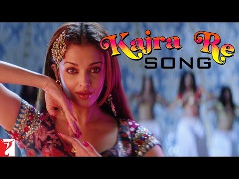 "Song: Kajra Re. ""Bunty Aur Babli"" is an Indian Bollywood crime-comedy film. It was the first film to feature both Amitabh Bachchan and his son Abhishek Bachchan. It draws comparisons to the American classic ""Bonnie and Clyde"". The soundtrack of the film includes six tracks composed by the musical trio Shankar Ehsaan Loy and was released on 13 April 2005. Released: 27 May 2005"