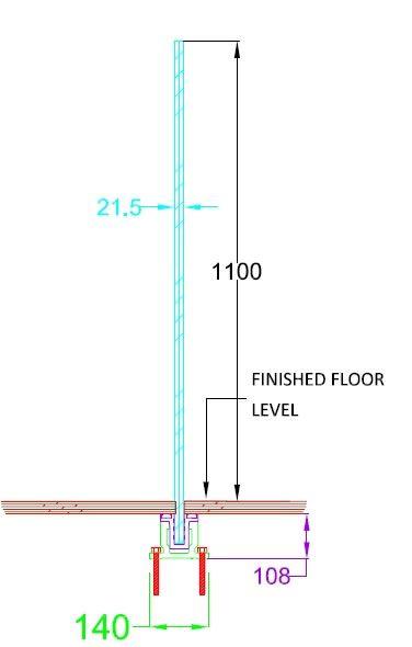 Fully Frameless Glass Balustrade | Slimline Glazing & Aluminium Systems