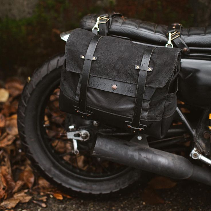motorcycle travel gear // made by hand Seattle, WA                                                                                                                                                                                 More