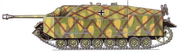 Jagdpanzer IV L 48 Unknown Unit, Eastern Front, July 1944