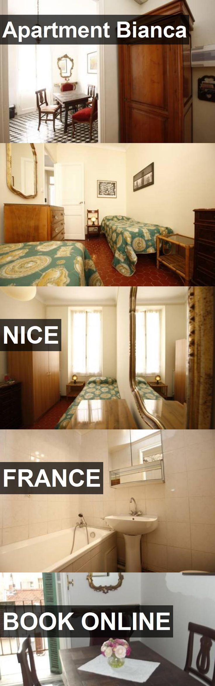 Hotel Apartment Bianca in Nice, France. For more information, photos, reviews and best prices please follow the link. #France #Nice #ApartmentBianca #hotel #travel #vacation