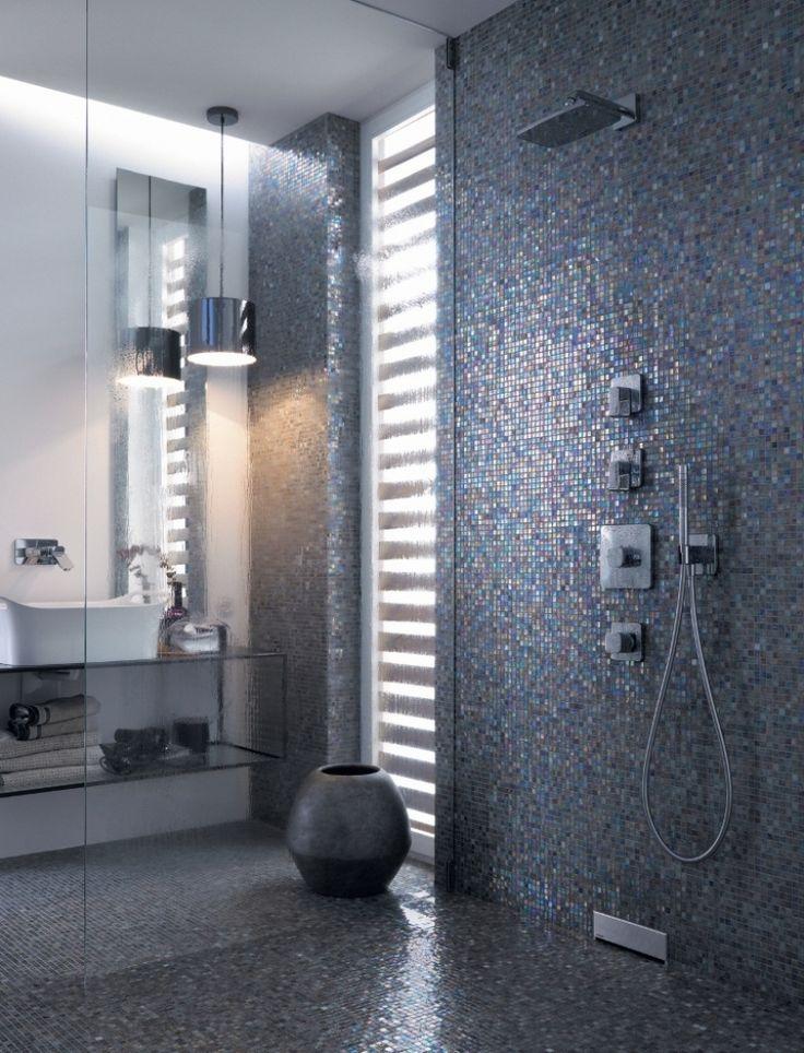 douche litalienne dernires tendances travaux concernant meilleur awesome avec belle modele - Belle Salle De Bain Italienne