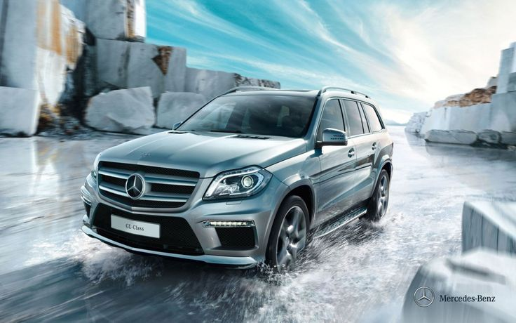 2013 Mercedes-Benz GL450 (Courtesy of Mercedes-Benz)