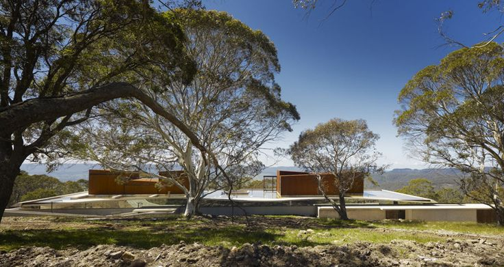 Invisible House : Peter Stutchbury