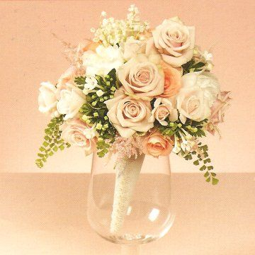 wedding flowers san francisco wedding bouquets in ivory coral and champagne 9643