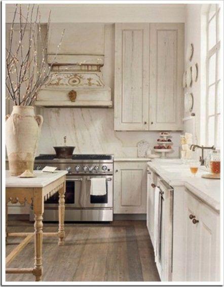 Whitewash Kitchen Cabinets Lime Wash Kitchen Cupboards 10 ...