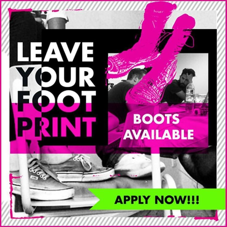 here we go again! NOW accepting your application for the account planning  bootcamp 2017! get your pair of boots and walk a new exciting path in your life together with miami ad School in hamburg. join learn and LEAVE YOUR FOOTPRINT! #MiamiAdSchoolEurope #MiamiAdSchool #Hamburg #Berlin #PopCultureEngineering #MASLife #AccountPlanning #Bootcamp #Summer ( # @miamiadschooleu via @latermedia )  Learn more about the Boot Camp for Account Planning here http://bit.ly/masapbc or at the LINK IN BIO.