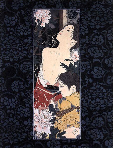 山本タカト Yamamoto Takato (1960 - )「ファルマコンの蠱惑」