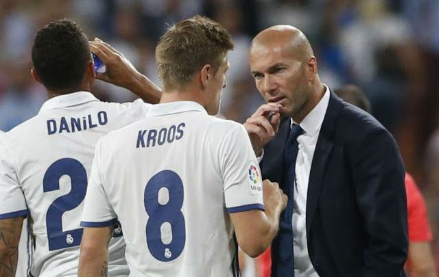 I f there's one player that Real Madrid coach Zinedine Zidane could do without losing to inj...