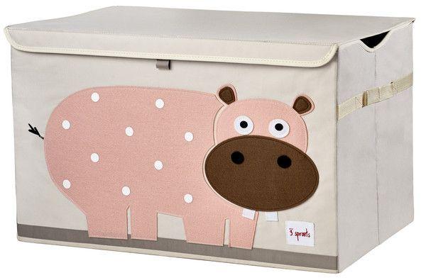 Speelgoedkist - Nijlpaard