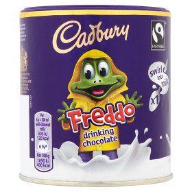 Cadbury Freddo Drinking Chocolate