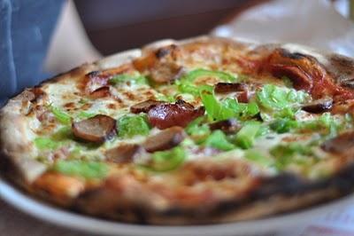 Finally a good pizza in Montreal.  il Foccolaio