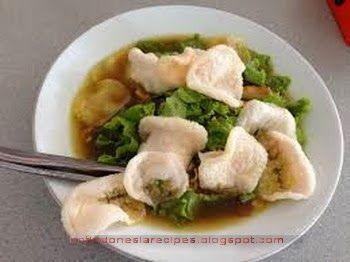 Hot Indonesia Recipes - Tahu Campur