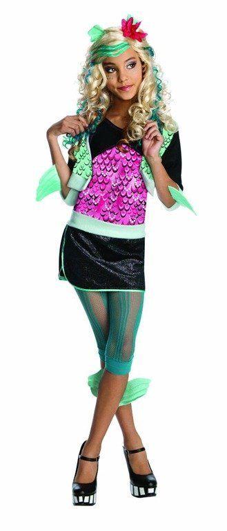 Disfraces de Halloween originales- Monster High