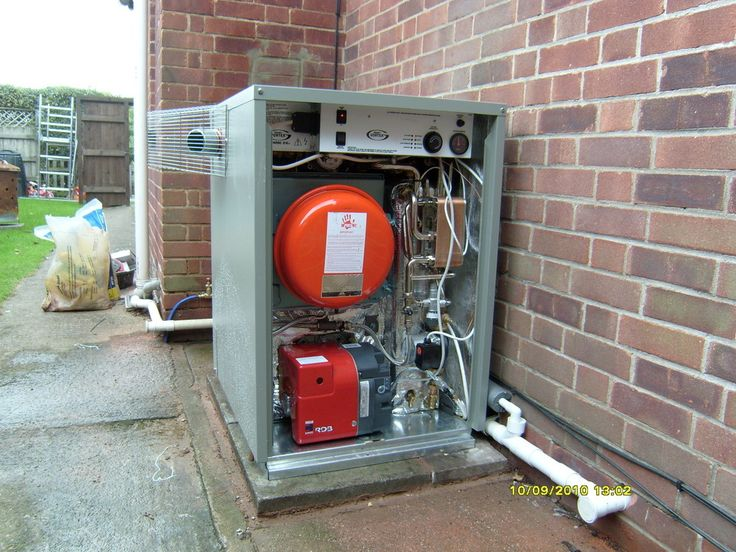 The Best Oil Fired Boilers On The Market Grant Vortex