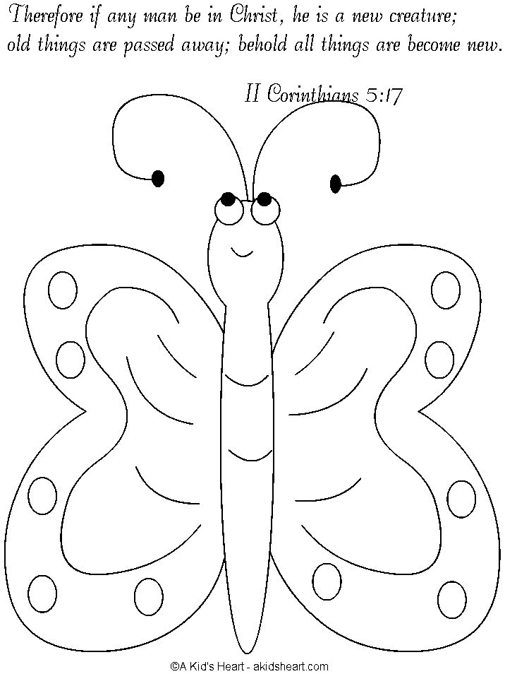Bible Verse Coloring Page To Print
