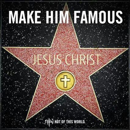 I love Jesus and I'm not ashamed