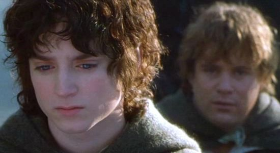 Lord of the Rings- Frodo - Sam