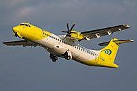 I-ADLW Mistral Air ATR 72-500 (72-212A)