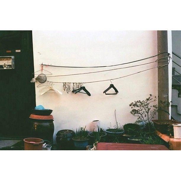 .@nogimmm | #시장 #옷걸이 #골목 #벽 #필름카메라 #필름사진 #아날로그 #film #camera #minolta | Webstagram