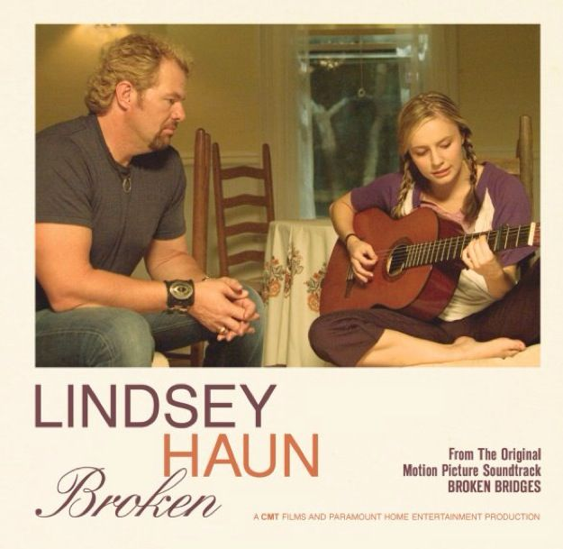 Lindsey Haun - Broken Lyrics | MetroLyrics