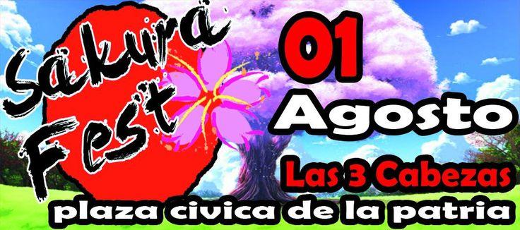 Sakura Fest 2015 - Ensenada, Baja California, México, 1 de Agosto 2015