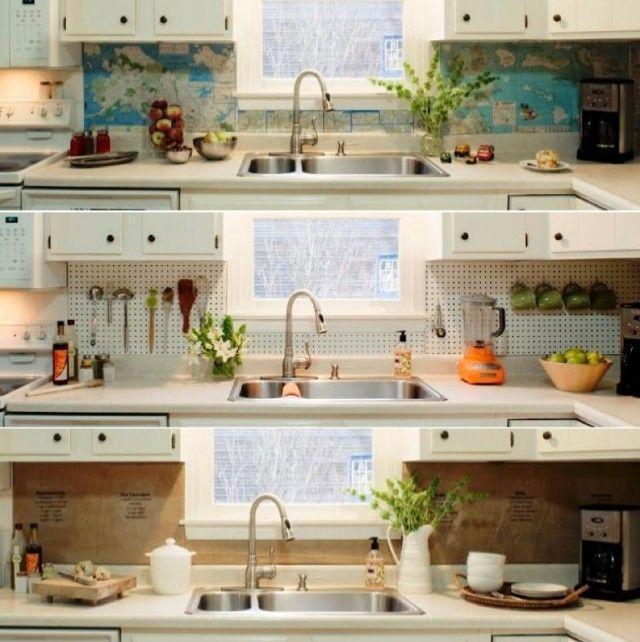 die 25+ besten küchenrückwand gestalten ideen auf pinterest, Kuchen