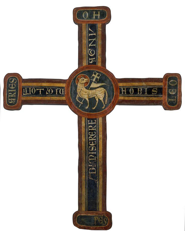Cruz de Bagergue   Museu Nacional d'Art de Catalunya