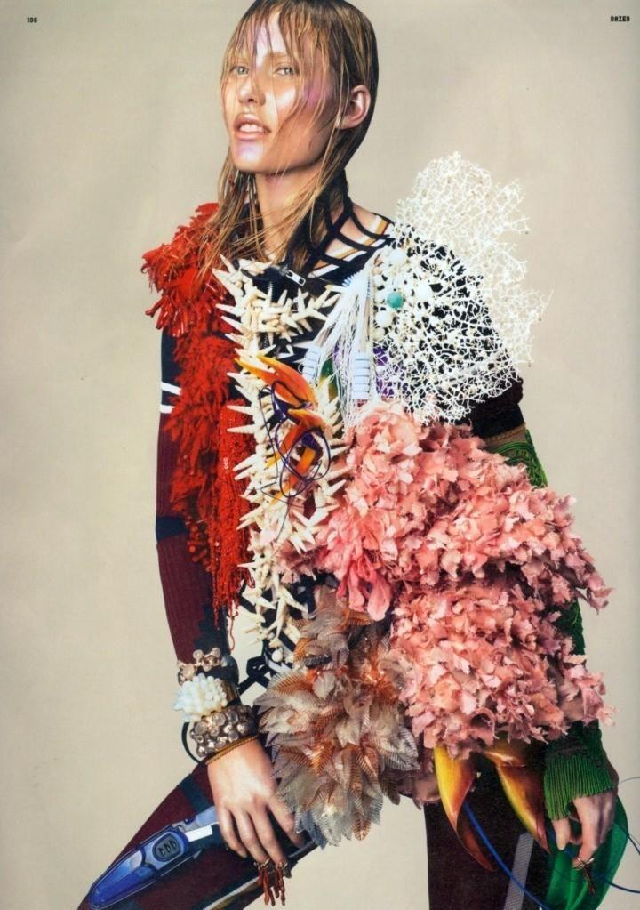 Dazed & Confused - Wet Look - Makeup by Lisa Houghton