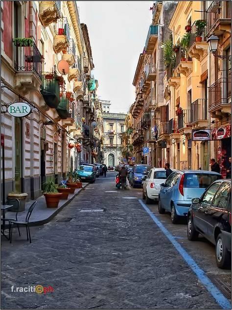 Catania, Sicily, Italy #catania #sicily #sicilia