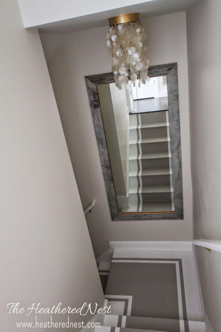 Best Brightened Up Basement Stairway Reveal Basement Stairway 640 x 480