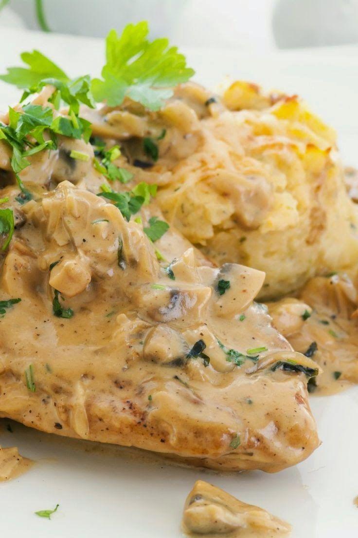 Copycat Recipe for Carrabba's Chicken Marsala
