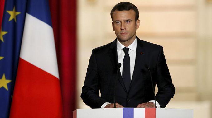 Capturan a hombre que planeaba asesinar al presidente de Francia