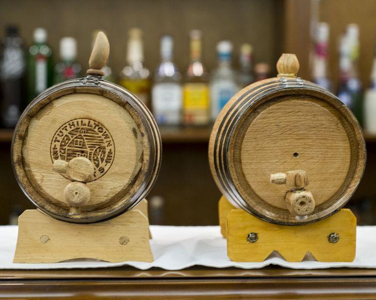 American Oak Barrels for Aging Cocktails