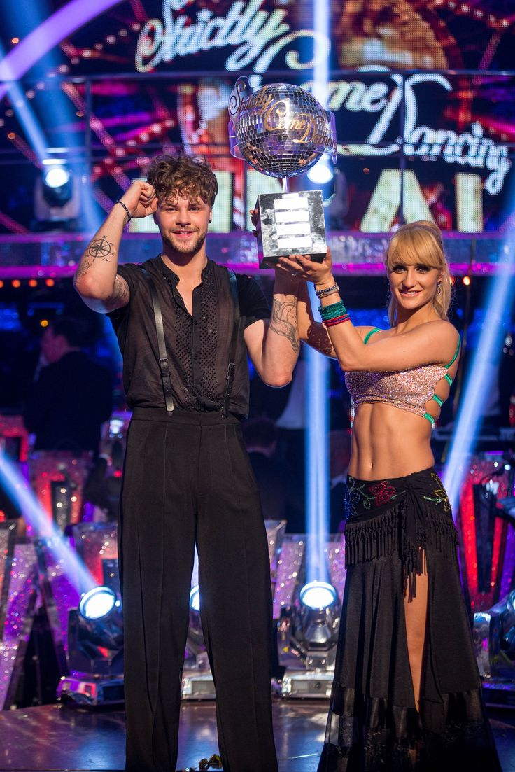 Strictly Come Dancing 2015 - The Winners - Jay and Aliona