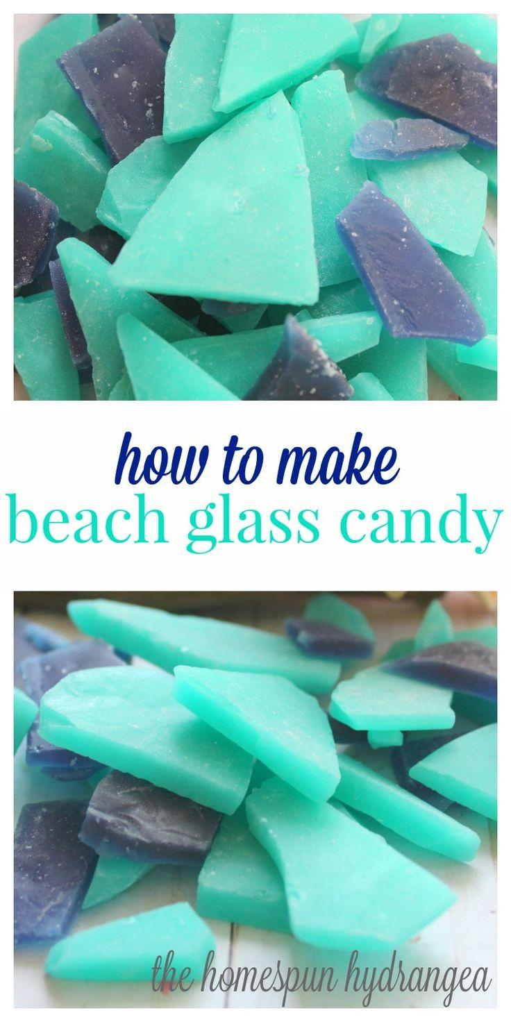 Sea Glass Hard Candy