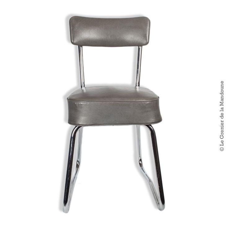 1000 ideas about chaise bureau design on pinterest bureau design bois cha - Chaise bureau industriel ...