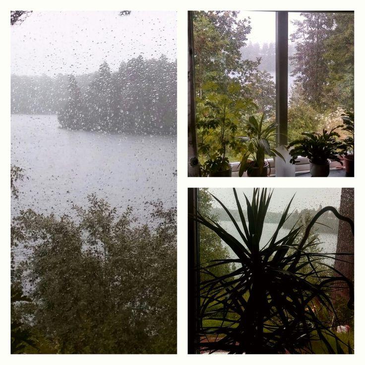 Rainy Days in Sweden
