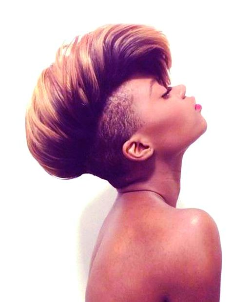 21 Pin Up Hairstyles That Are Hot Right Now: 15 Best African American Hairstyle Trends