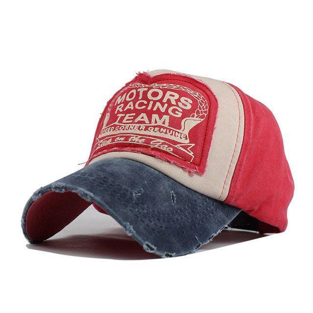 Spring Cotton Cap Baseball Cap Snapback Hat Summer Cap Hip Hop Fitted Cap Hats For Men Women Grinding Multicolor