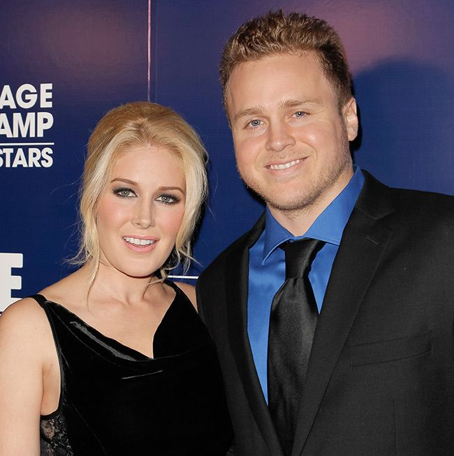 Heidi Montag and Spencer Pratt have welcomed a baby boy named Gunnar Stone