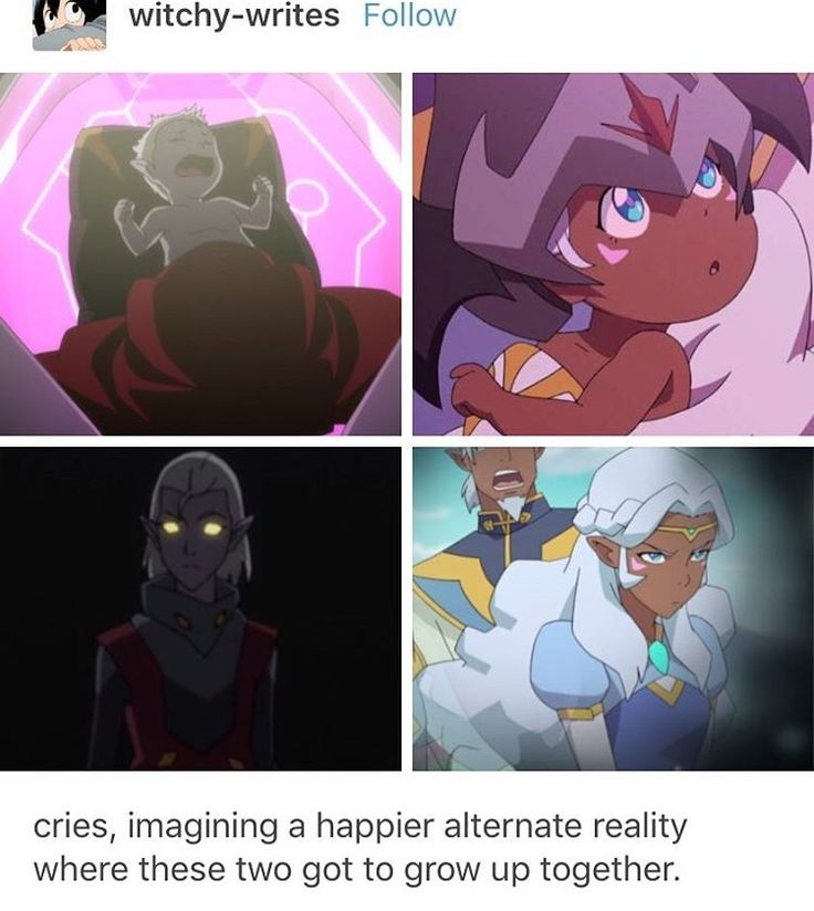 Okay but is anyone gonna mention how the galra are like essentially immortal? Like, I get how zarkon and Haggar are still alive, quintessence, but Lotor? Seriously? How is he alive???