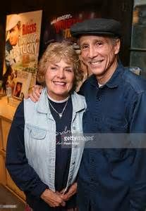Actor Johnny Crawford (R) and wife Charlotte Crawford (L) pose during ...